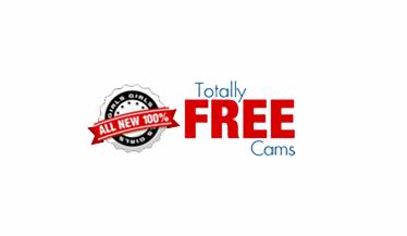 Totally Free Cams Logo
